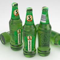 3d beer staropramen