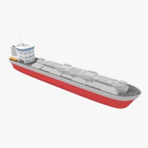 max lng ship liquefied