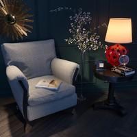 max vintage decor table lamp