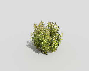 3d 3ds plant