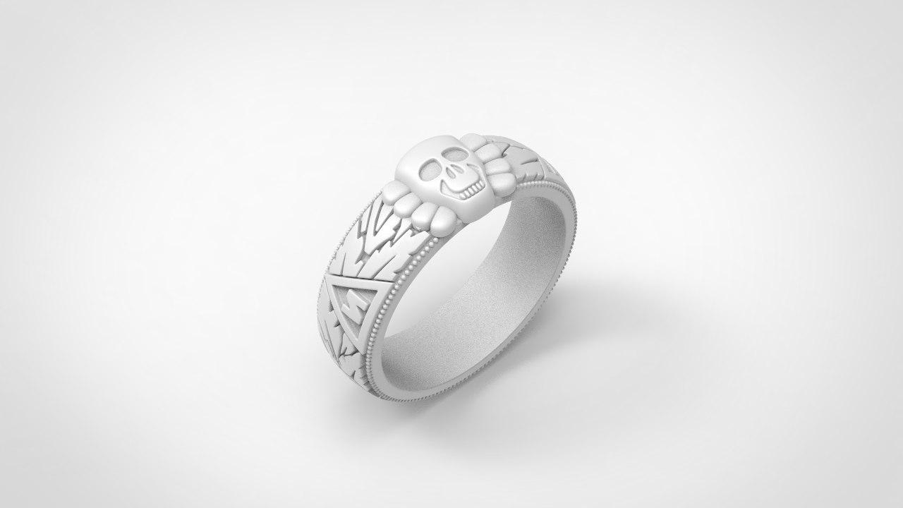 3d model jewel ring