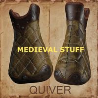 quiver 3d model