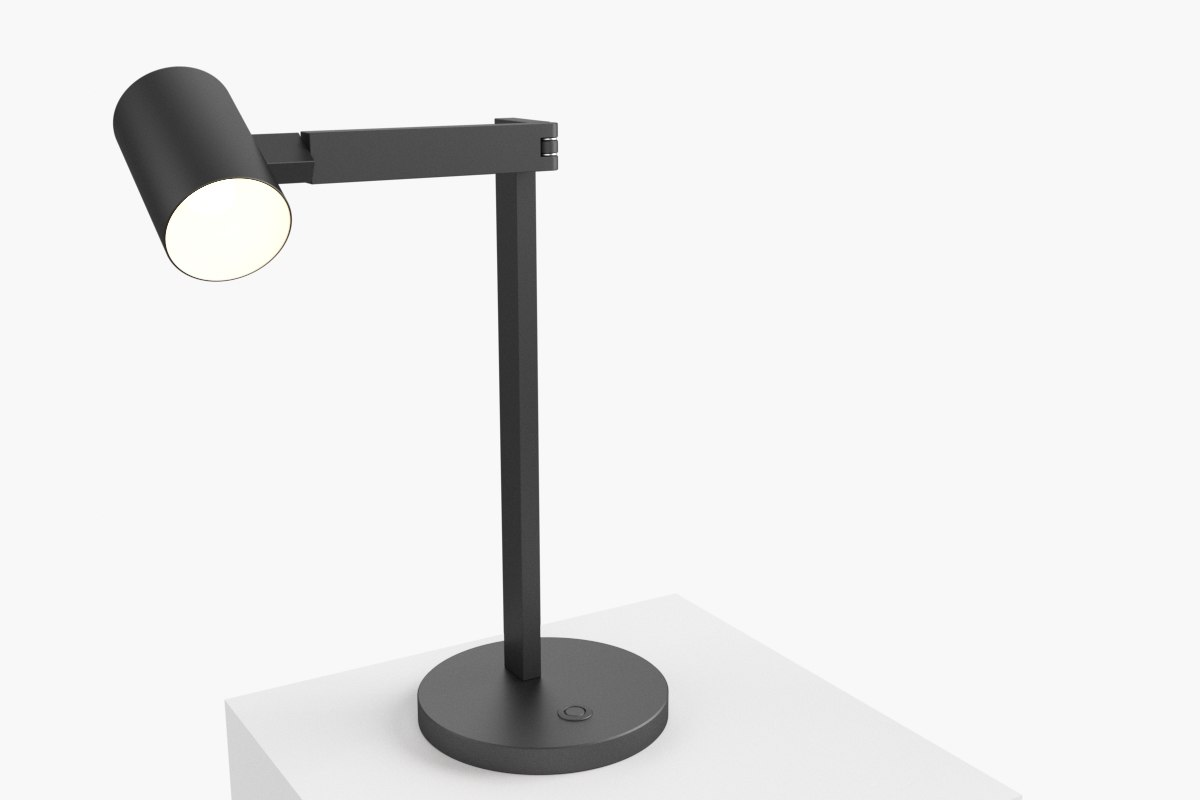 chelsom swing reading table lamp 3d max