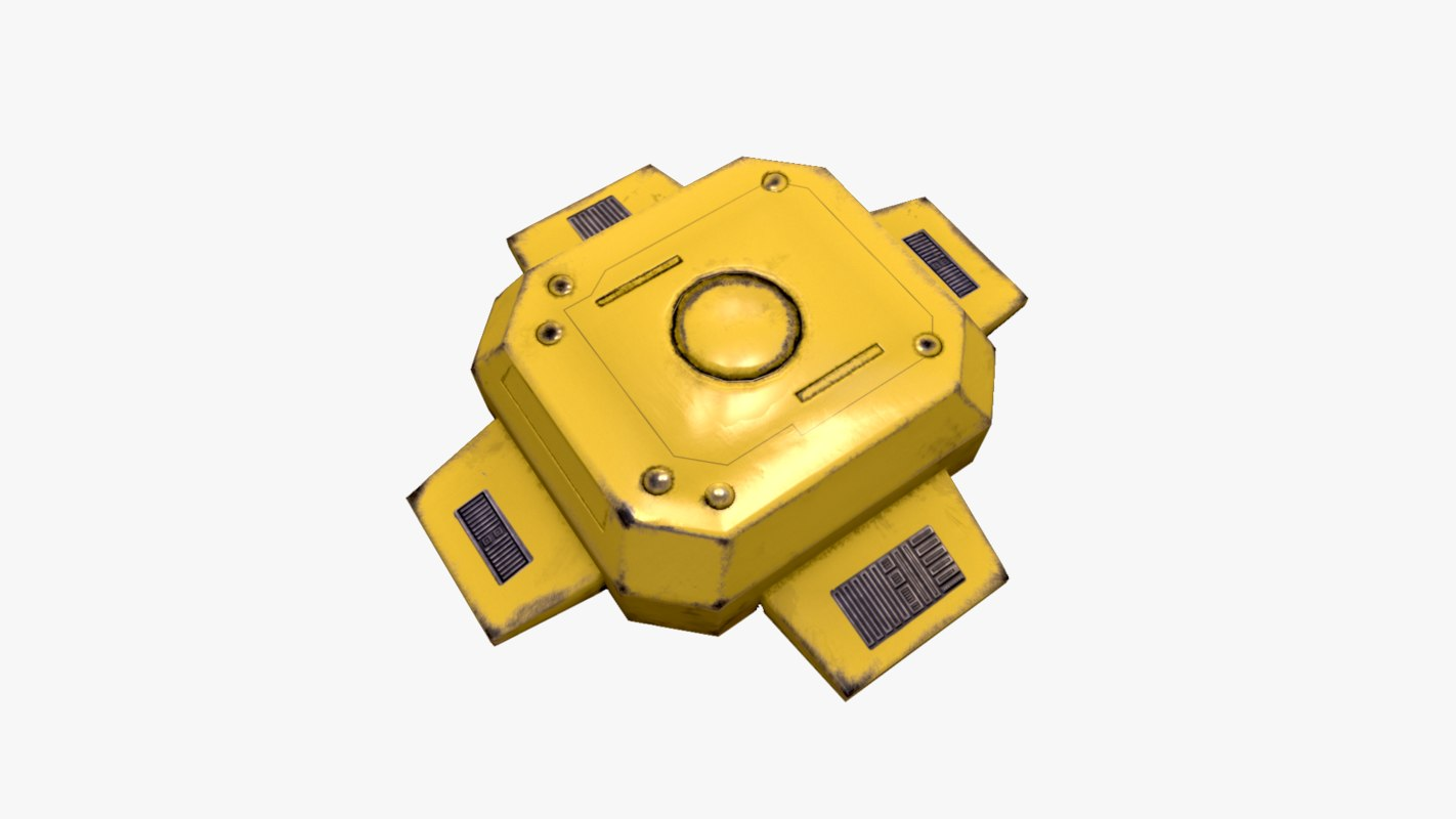 3ds yellow magnetic bomb