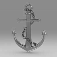anchor c4d