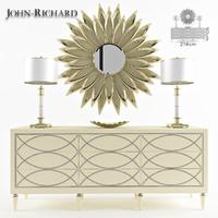John Richard Avery Apartment