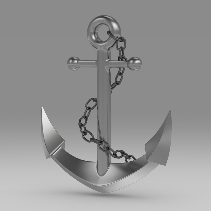 anchor 3d 3ds