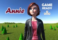 Annie cartoon