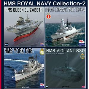 max hms royal navy 2