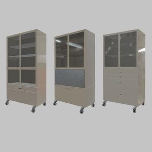 medical storage cabinets max