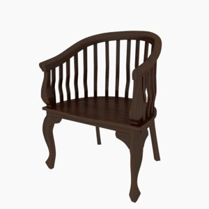 blend chair betawi