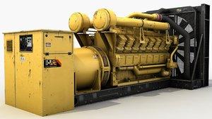 industrial generator max