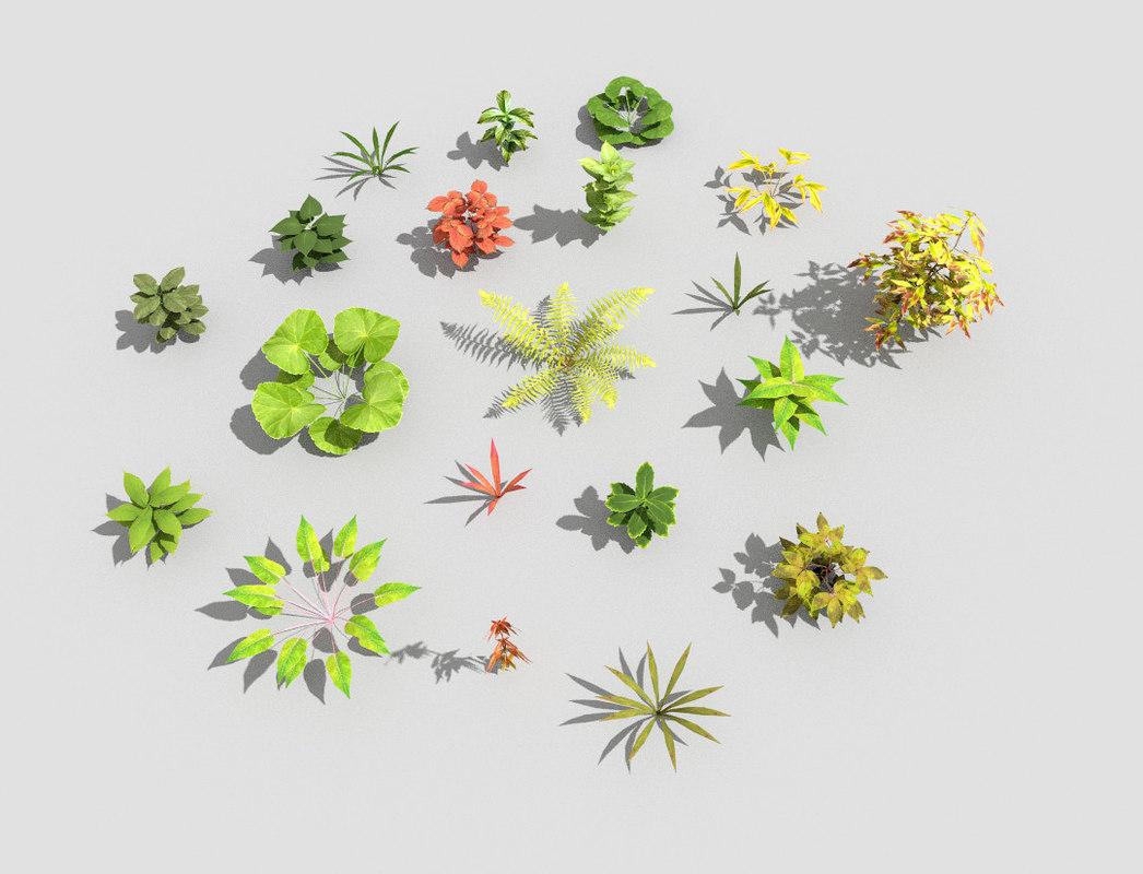 plants 3d 3ds