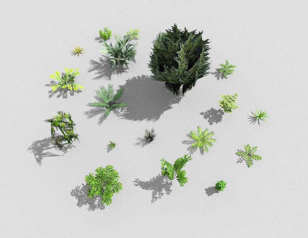 obj plants