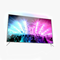 real-time philips tv 3d model