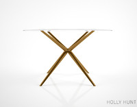 holly hunt etoile dining table max