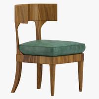 3d chair 92