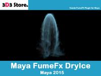 3d dryice fumefx