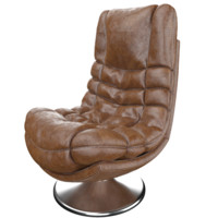 Armchair leather