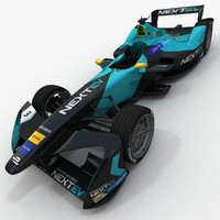 3d season 3 nextev formula model