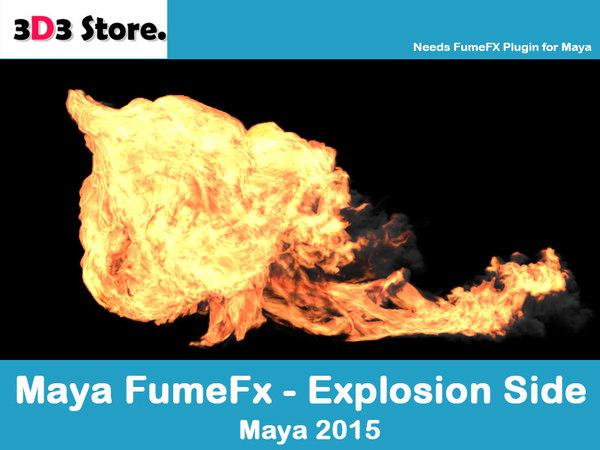 explosion fumefx ma