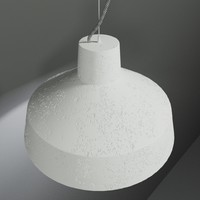 Gypsum Lamp