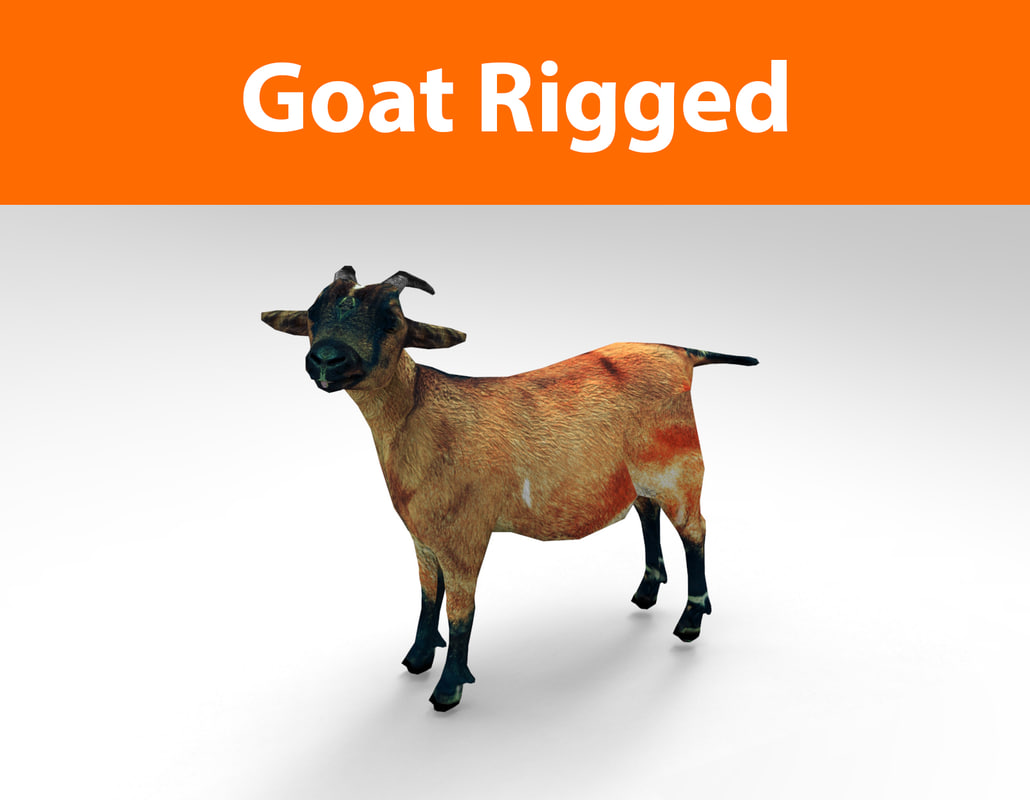 max goat rigged
