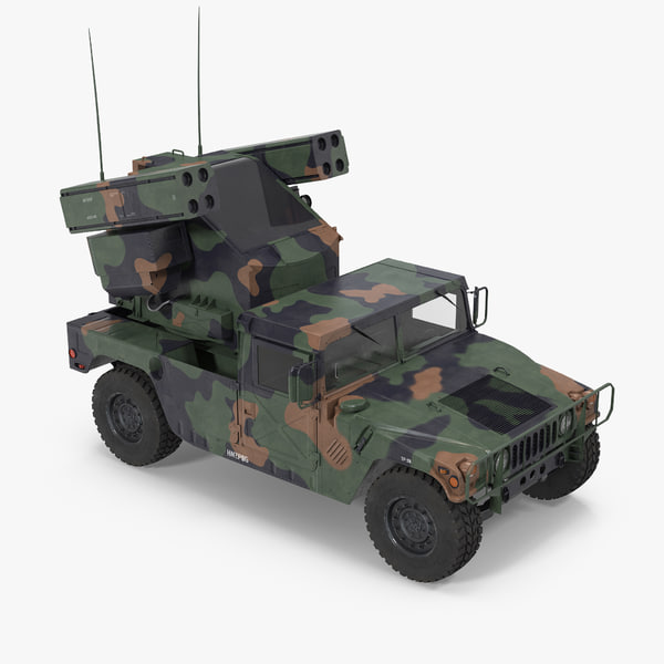 max hmmwv m998 equipped avenger