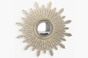 laura ashley mirror 3d model