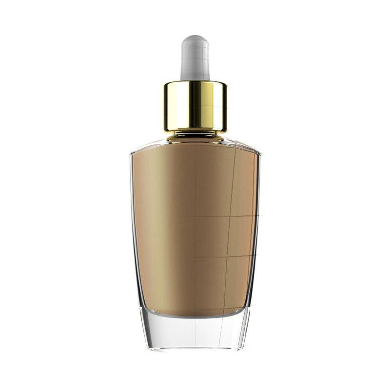 bottle cosmetic 3d model