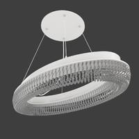 pendant light 3 3d model