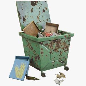 3ds trash box