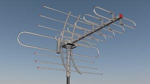antenna c4d
