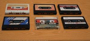 3d model cassettes