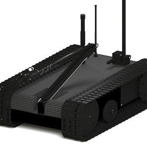 3d talon robot