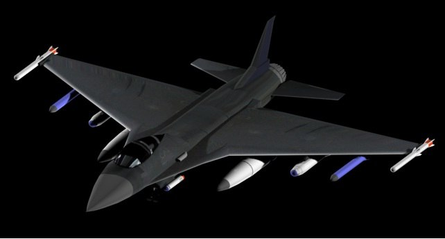 aircraft fighter plane 3d max