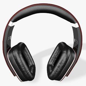 3d model headphones casque
