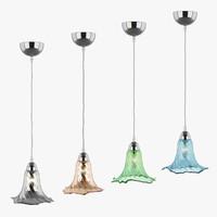 3d model 79601x colore lightstar lamp