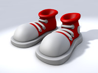 Cartoon Shoes