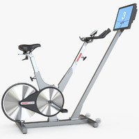 keiser m3 indoor cycle 3d max
