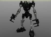 Lego Bionicle Robot - Onua