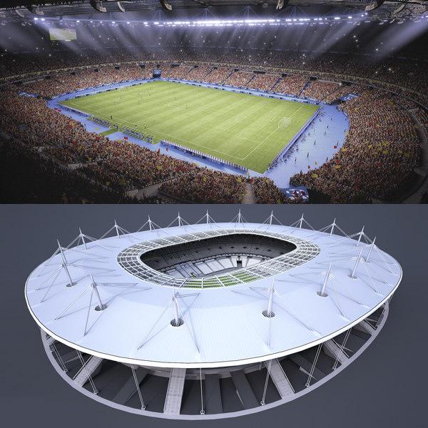 soccer stadium max
