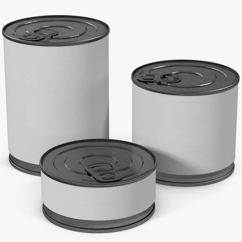 tin cans max