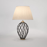 3d model country style lamp