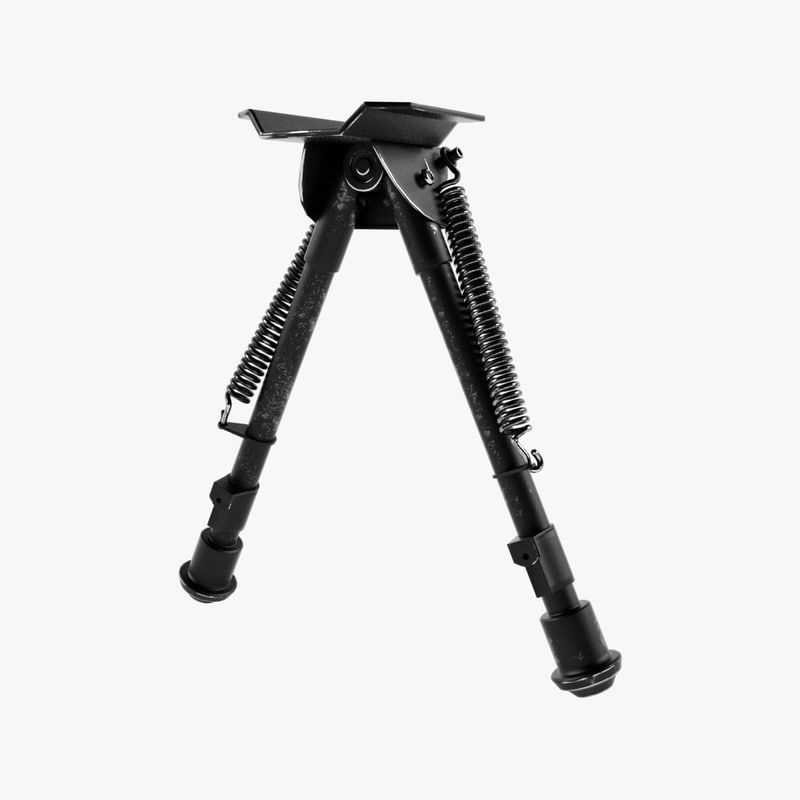 bipod rifle 3d model