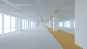office space 3d model