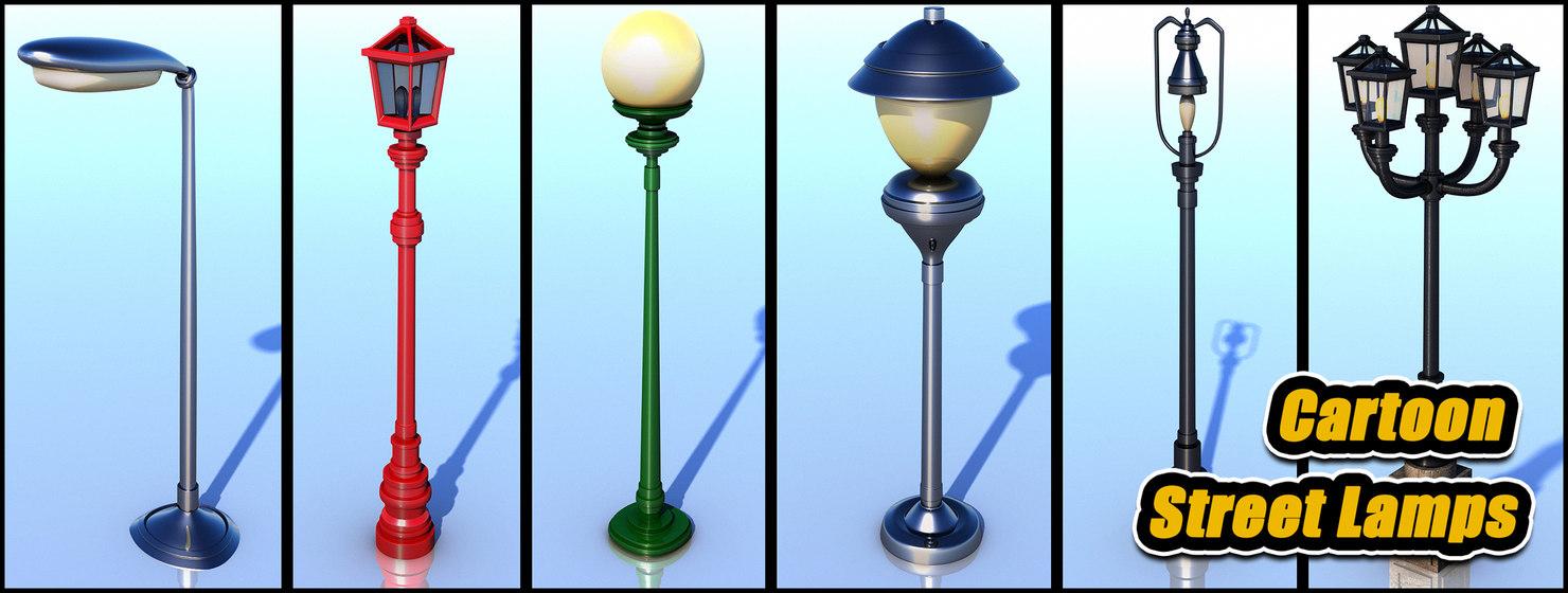 max 6 lamp