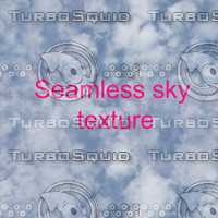 Sky seamless texture