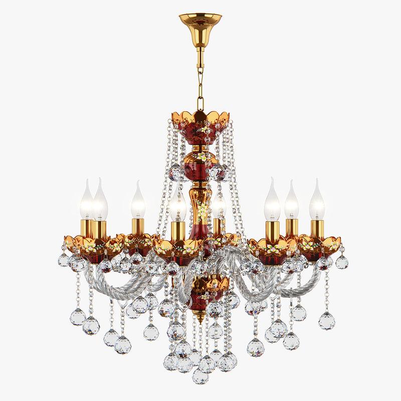 738082 vidare osgona chandelier 3d max