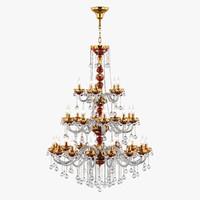 738302 vidare osgona chandelier 3d max